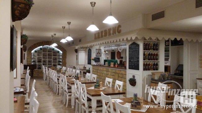 Nove Stylove drevene zidle do restaurace -voskovane ne - foto 6