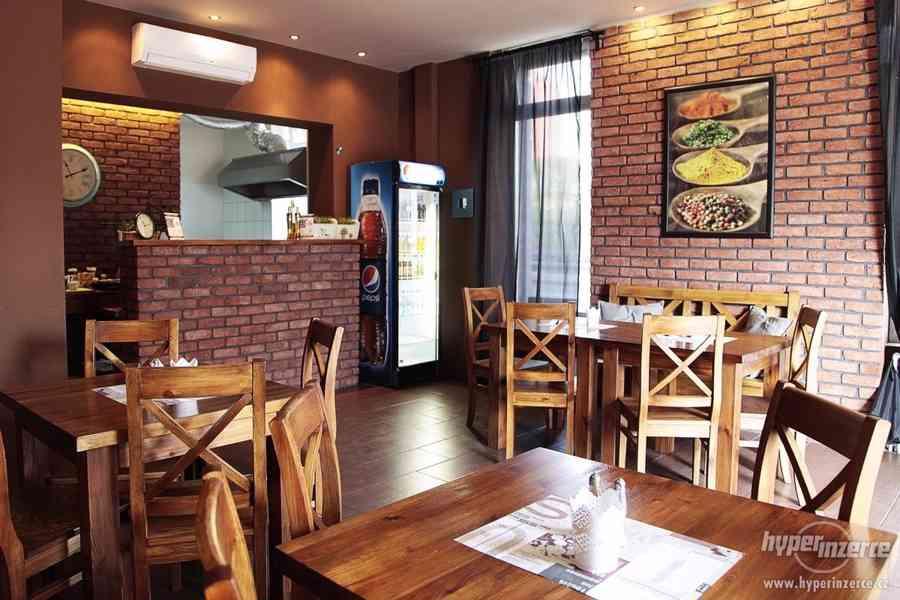 Nove Stylove drevene zidle do restaurace -voskovane ne - foto 9