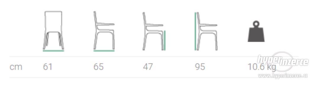 Židle Rio - foto 5