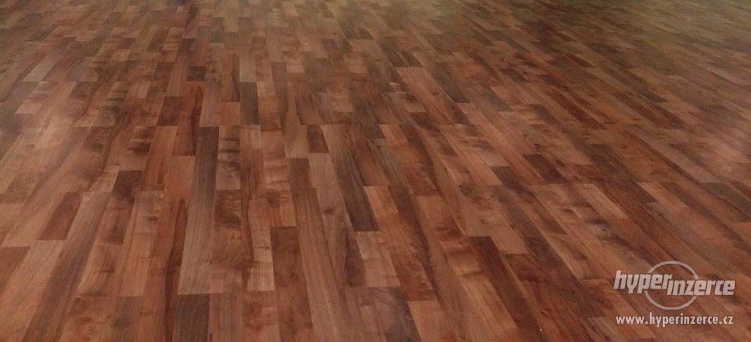 Prodám laminátovou plovoucí podlahu tl.8mm